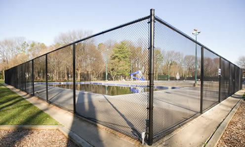 New pool fencing installed in Virginia